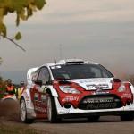 Rallye Frankreich - elfter Lauf zur Rallyeweltmeisterschaft 2012