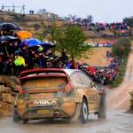 Rallye Spanien - letzter Lauf zur Rallyeweltmeisterschaft 2012